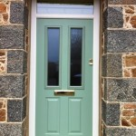 Chartwell Green Composite door